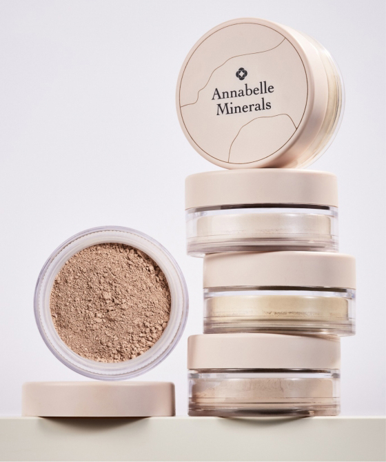 Annabelle Minerals foundations