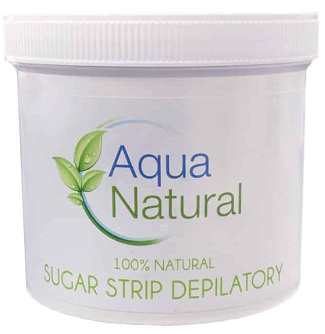 Aqua Natural strip sugaring