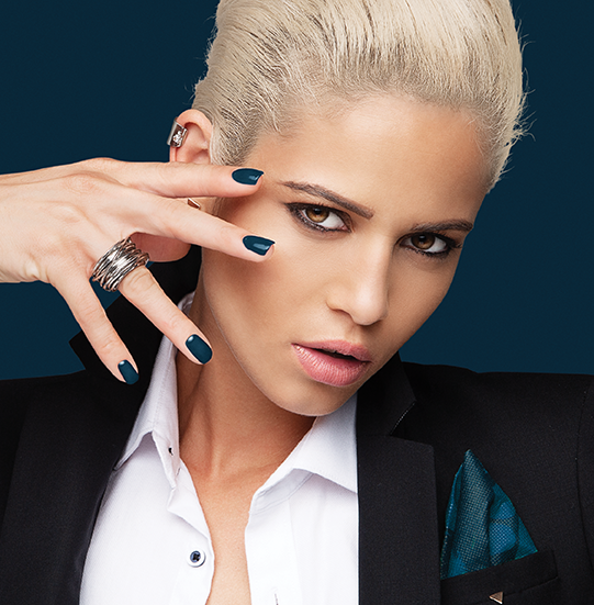 Artistic Nail Design Breakout Beauty Fall 21 collection