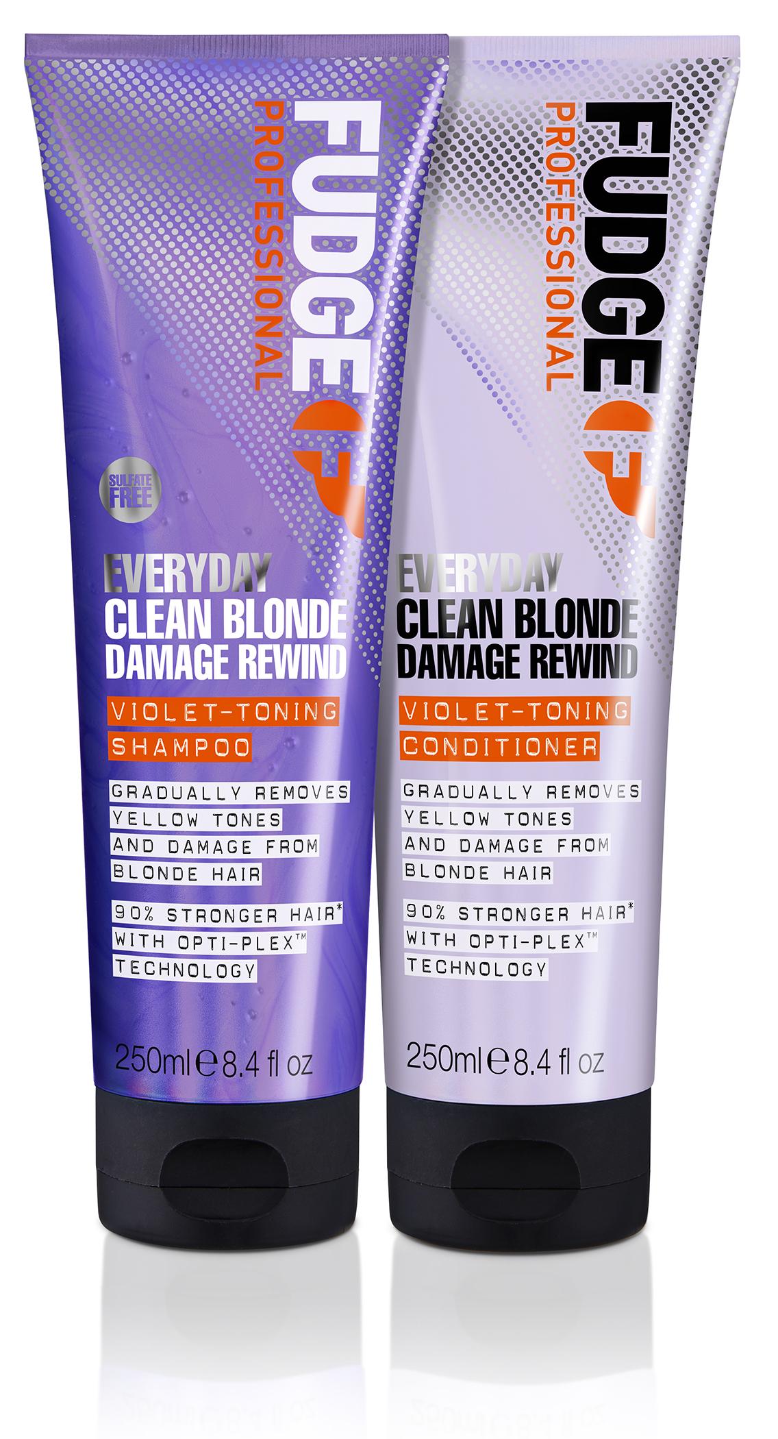 Fudge Professional Everyday Clean Blonde Damage Rewind