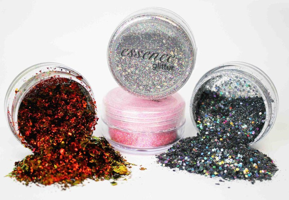 Essence Glitter Autumn 2018 collection