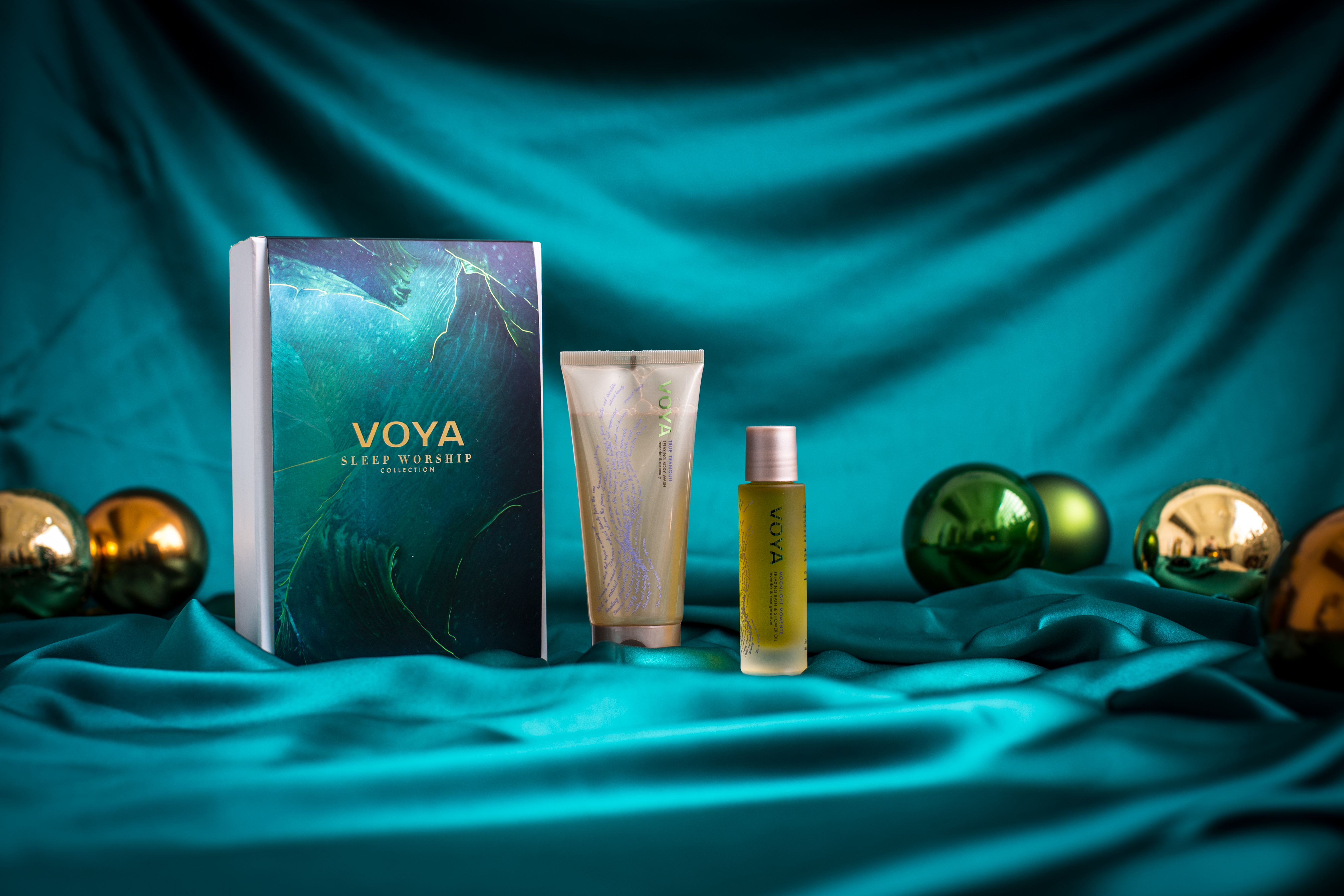 Voya Sleep Worship Collection BeautyandHairdressing