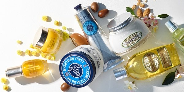 L'Occitane best sellers